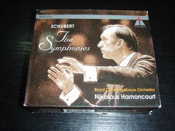 CD audio (4 discuri) cu muzica clasica