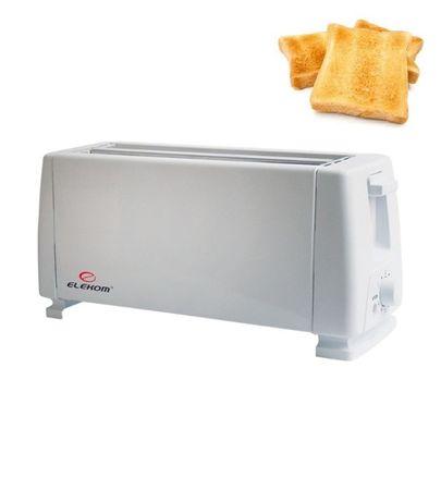 ГАРАНЦИЯ! Двоен тостер за 4 филии