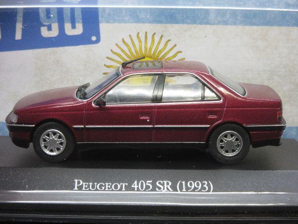 Macheta Peugeot 405 SR Altaya 1:43