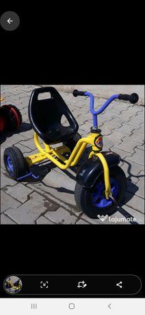 Tricicleta metalica
