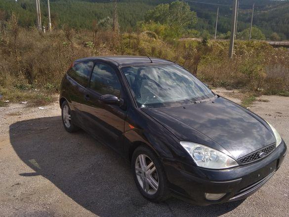 На части Форд Фокус 1.8/100/115 тдци мк1 2001/2004