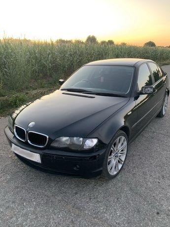BMW 316 E46 на части