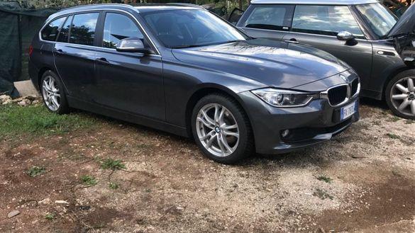 BMW 320 D F30F31 НА ЧАСТИ 2014 god.
