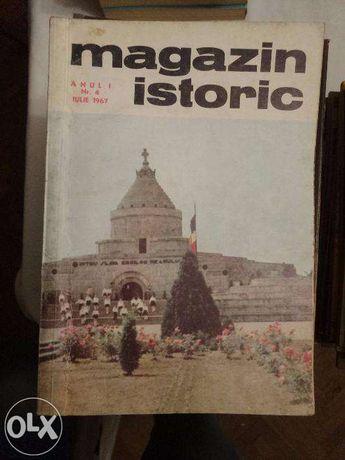 Colectie reviste Magazin Istoric