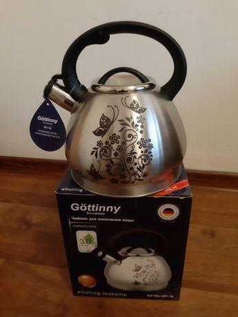 Чайник для чая 3-литровая