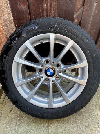 Vand set 4 roti iarna Originale BMW Michelin 205/55/16