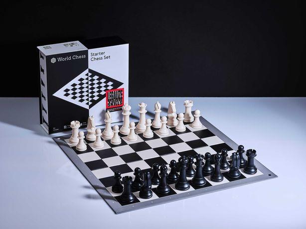 Шахматы Официальный шахматный набор World Chess