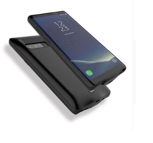 carcasa cu baterie Samsung Note 8 si Note 9 Power case 6500mah