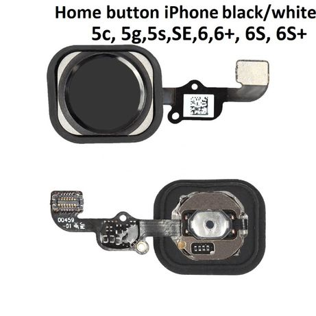 Хоум бутон за Айфон 5/s/Se/6/s/plus # iPhone home button