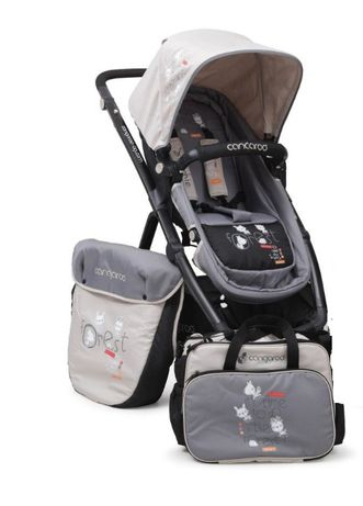 Бебешка количка 2в1 Cangaroo STEPHIE