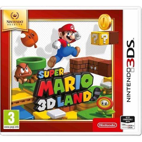 Super Mario 3D Land Nintendo 3DS Nou SIGILAT.