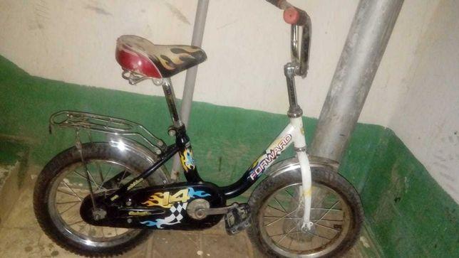 .  Продается детский  велосипед в  хорошем рабочем состоянии.