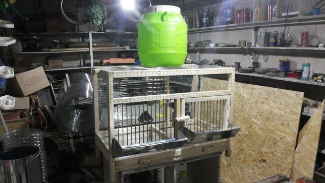 Клетка для бройлеров, кур, цыплят