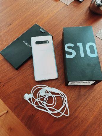 Samsung S10 - Prism White - 128GB