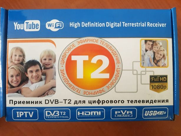 Отау Тв эфирный цифровой ресивер до 25 каналов (от простой антенны)