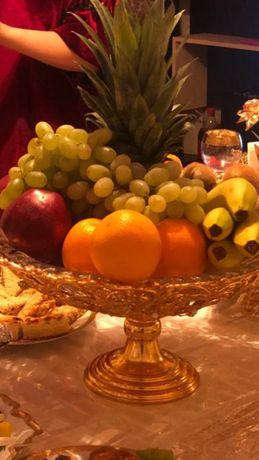Вазы для фруктов