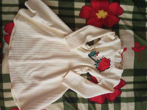 Платье на девочку 40 р-р