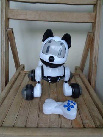 Robot Toy with Voice Commands, Interactive Electronic Toy Dog