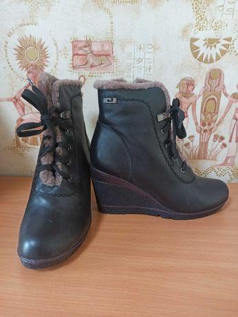 Обувь зимняя, 38 р. Состояние отличное