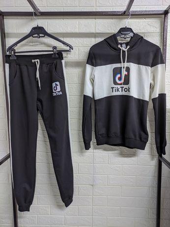 Спортивный костюм двойка Тик-ток