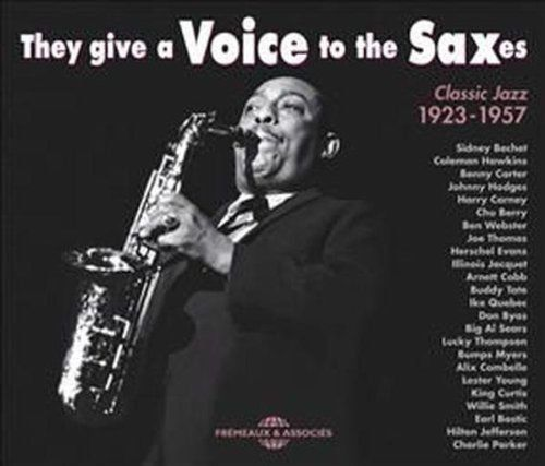 Dublu CD original sigilat They Give A Voice Of The SAXes