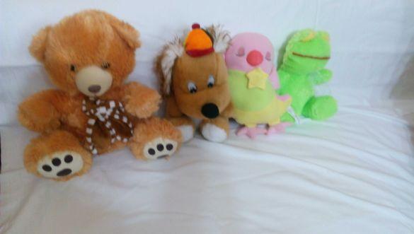 Плюшени играчки по 5 лв