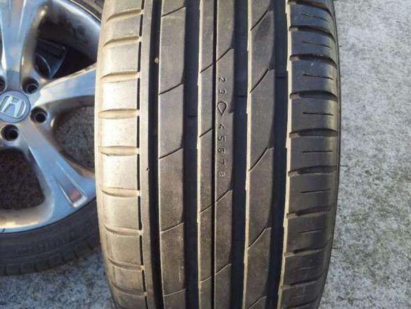 Продавам летни гуми Нокиан