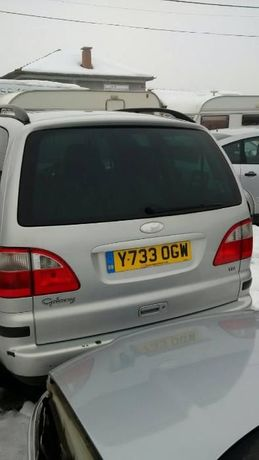 Форд Галкси / Ford Galaxy 1.9 AUY 116 к.с.