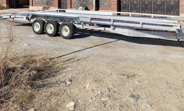Продам прицеп Лафет грузоподъемность 6000 кг категория ВЕ
