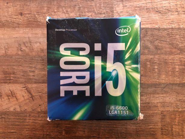 Procesor Intel i5 6600