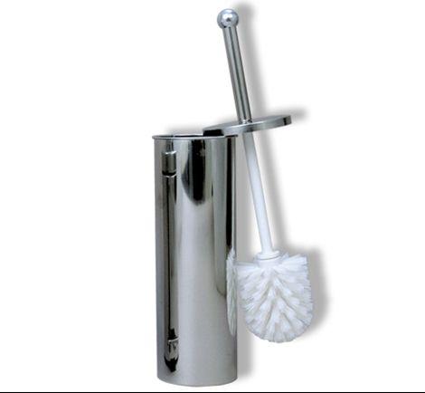 РАЗПРОДАЖБА WC четка - INOX, h = 42 см и резервни части