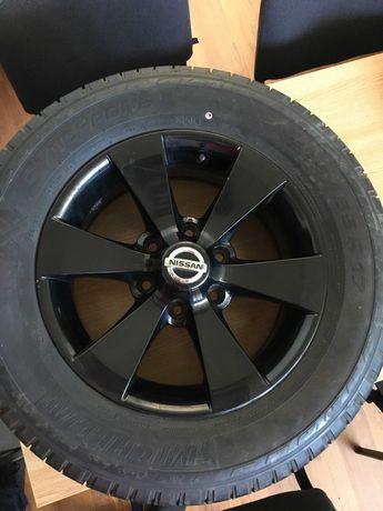 Гума Michelin-Synchrone 235/65/17 с алуминиева джанта за NISSAN