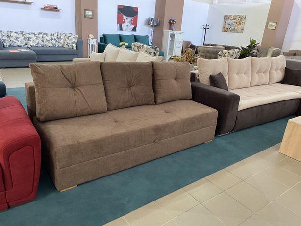 Canapea extensibila mica