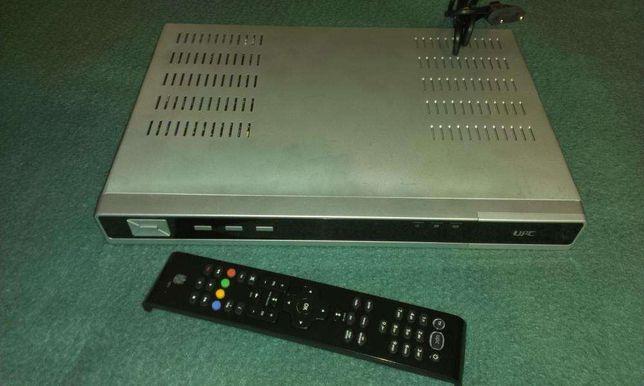 Receiver digital UPC Mediabox model:DC621KU cu telecomanda