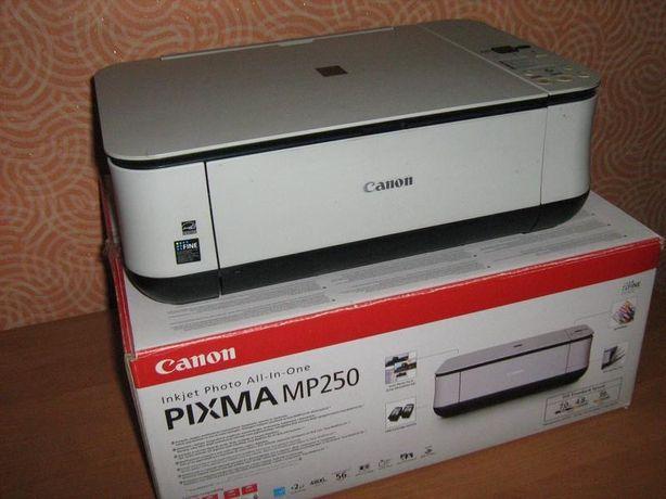 Продам принтер МФУ Canon Pixma MP250