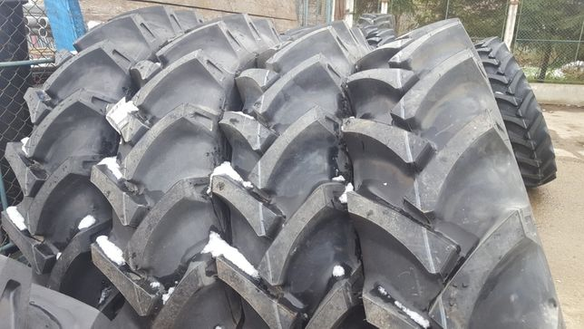 Cauciucuri noi 12.4-38 OZKA 8PR anvelope tractor spate garantie 2 ani