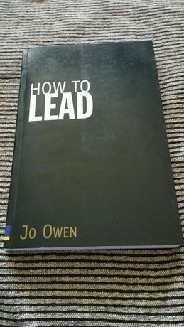 How to lead, Jo Owen, carte management