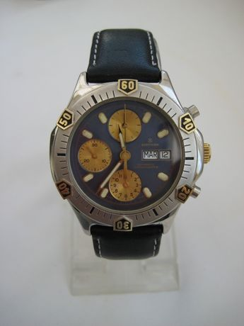 Ceas BERTHIER automatic chronograph Swiss Made,nu BREITLING,LONGINES