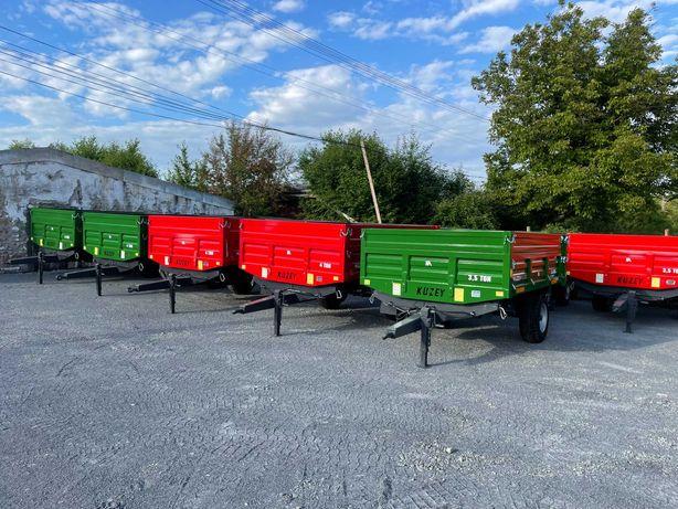 Remorca agricola 3.5 - 4 tone