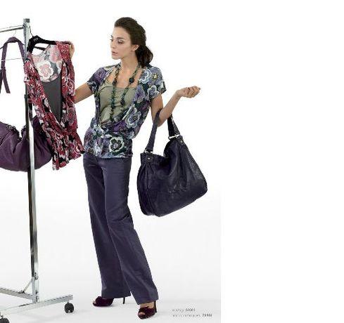 Нов дамски панталон на Данини Русе н. 44 и 46