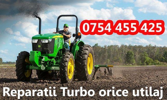 Turbina Turbosuflanta Utilaje Agricole Case John Deere Deutz Steyr