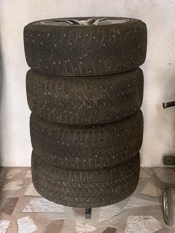 Зимняя резина Michelin x-ice north 3 с дисками