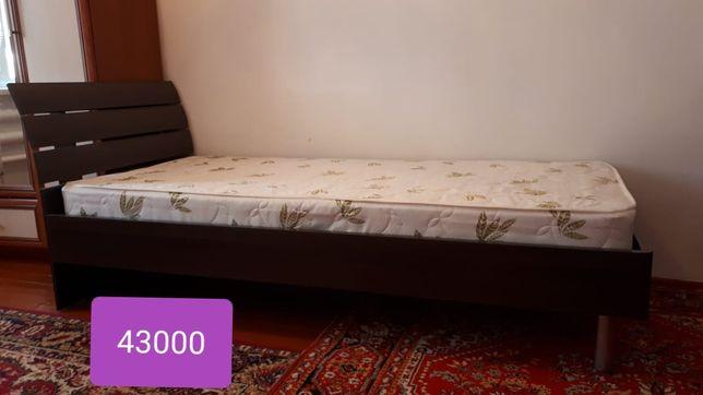 Кровать одноместный