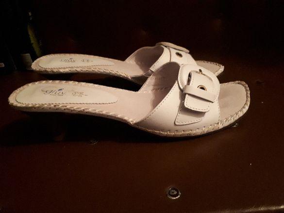 летни, дамски чехли.