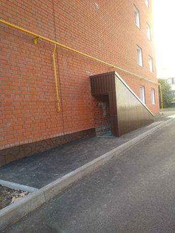 Подвальное помещение подвал 27 квадратов в новом доме 23  в 8 мкр