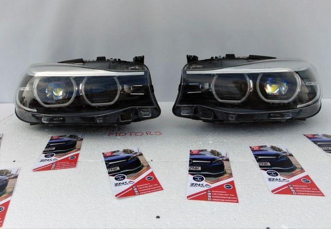 BMW F34 GT seria 3 faruri far stanga dreapta full led adaptiv