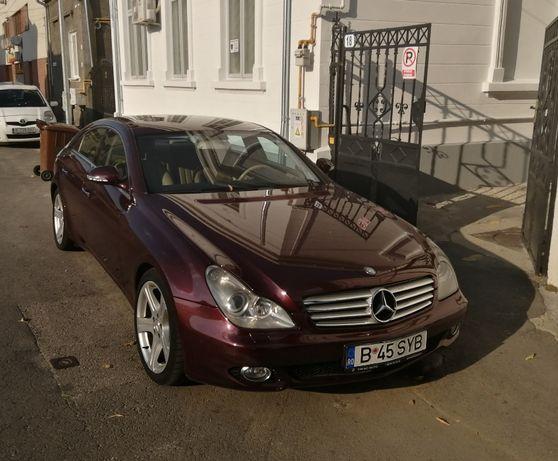 Mercedes cls 350,68000km. vând sau schimb