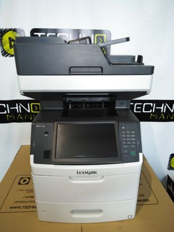 Реновирано лазерно многофункционално устройство, Lexmark MX711de Mono