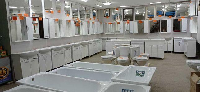Мебель для ванных комнат зеркала - магазин-склад САЯХАТ
