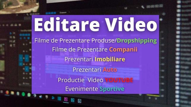 Servicii Editare Video
